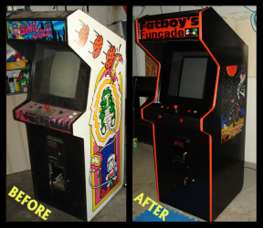 Arcade: Projects -